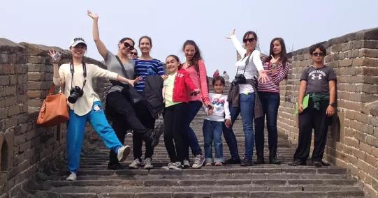 北京各语言导游